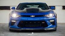 Chevy Camaro SS Gets Carbon Fiber Makeover