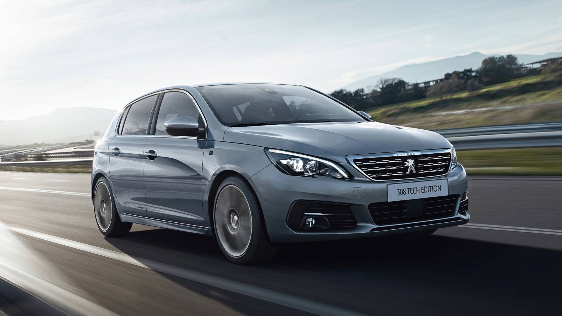Peugeot 308 Adds New Tech Edition Model Connect France