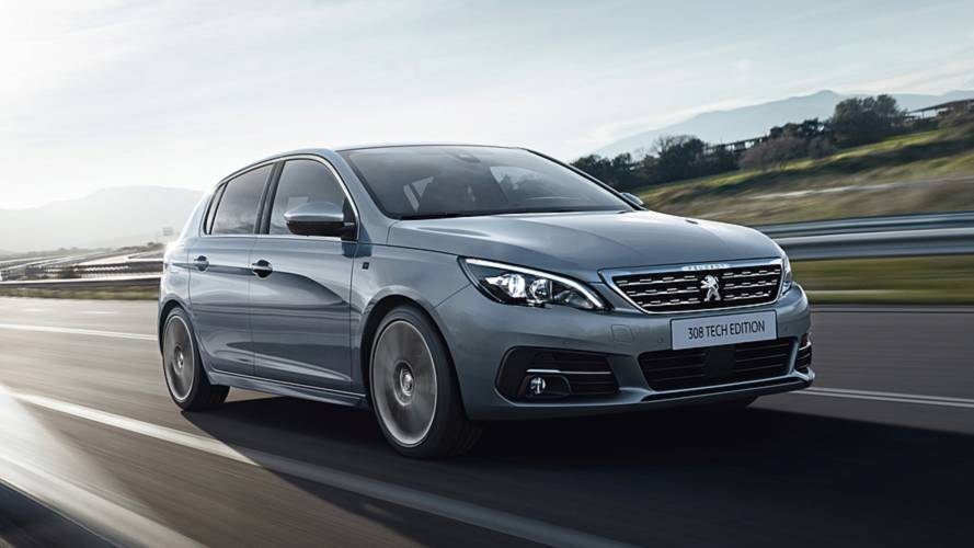 Peugeot 308 Adds New Tech Edition Model