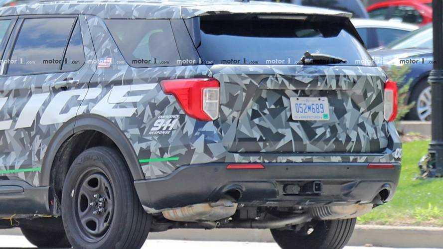 Ford Explorer Police Interceptor For Sale Ct