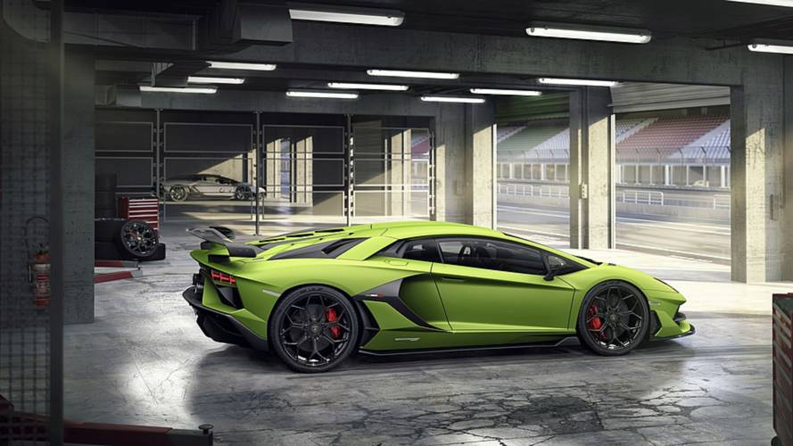 Sticker Shock Aventador Svj Costs Nearly 1 Million In Australia
