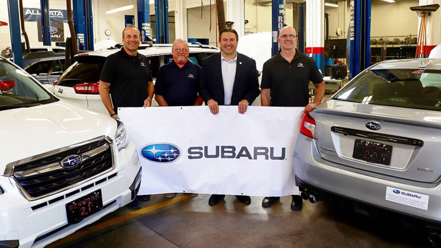Oregon College Offers Subaru-Specific Degree In Auto Technology
