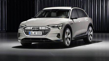 Audi e-tron: 400 km-es hatótáv és digitális visszapillantó a márka elektromos SUV-jában