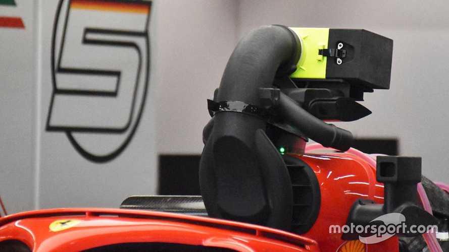 New Ferrari device prompts fresh camera intrigue