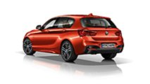2018 BMW 1 Series Edition M Sport Shadow