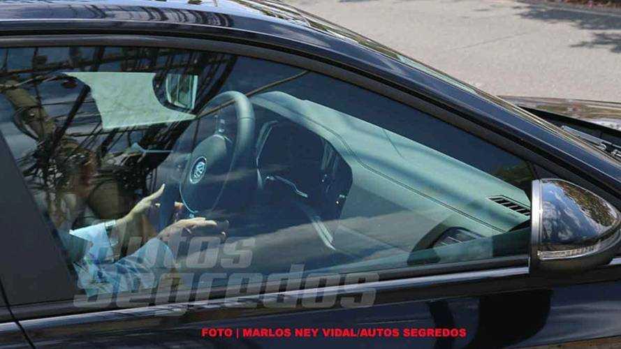 Flagra novo VW Jetta BR