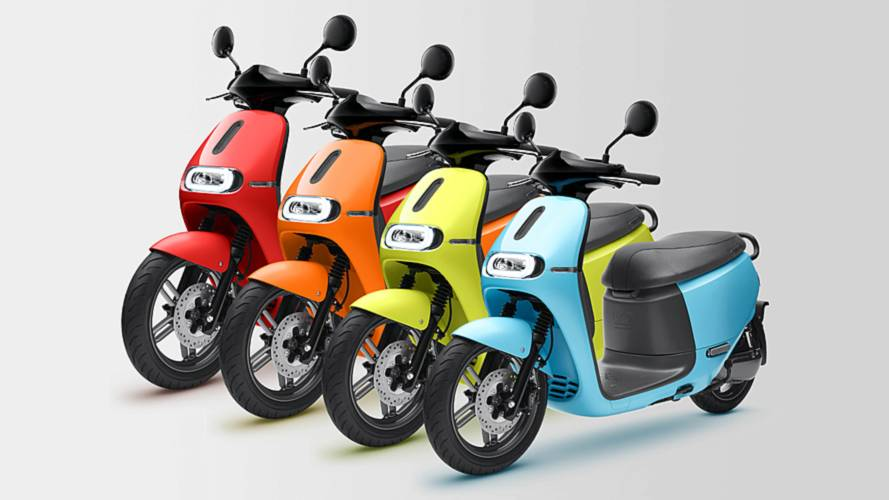 Yamaha and Gogoro Team Up To Build Battery-Swapping e-Scooter
