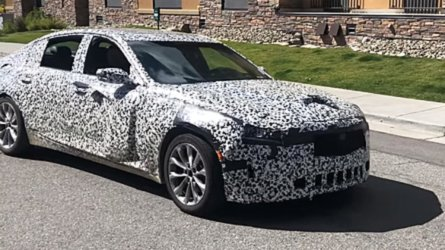 Two Cadillac CT5 Test Mules Spied With Very Different Bodies