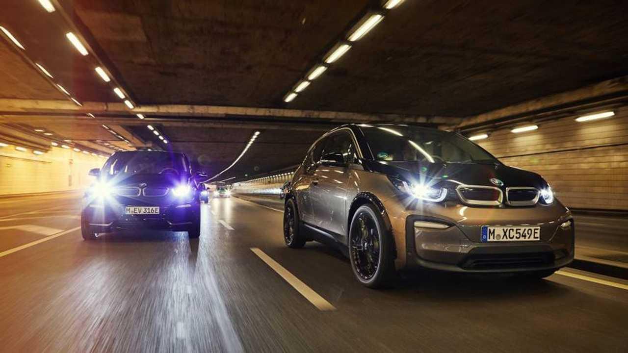 2019 İçin Güncellenen Ve Menzili Artan BMW i3 ile i3s