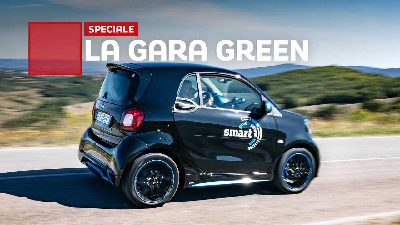 smart green power run