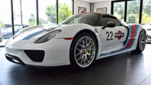 Porsche 918 Spyder Weissach For Sale