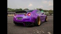 Rocketbunny Widebody Nissan GT-R