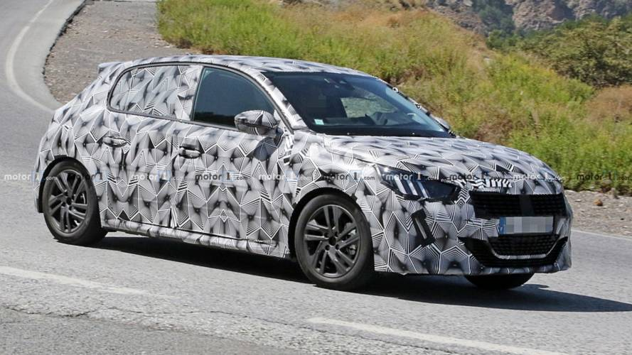 2019 Peugeot 208 Spied Looking Stylish With Full Production Body