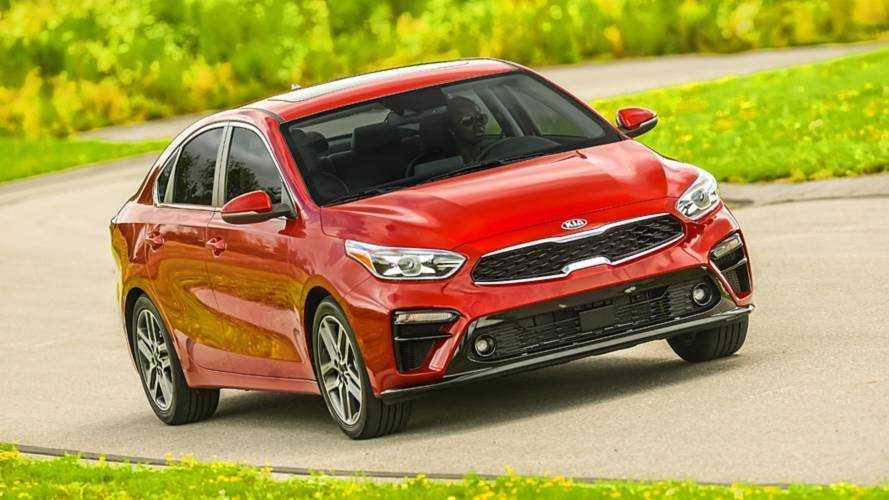 2019 Kia Forte: First Drive