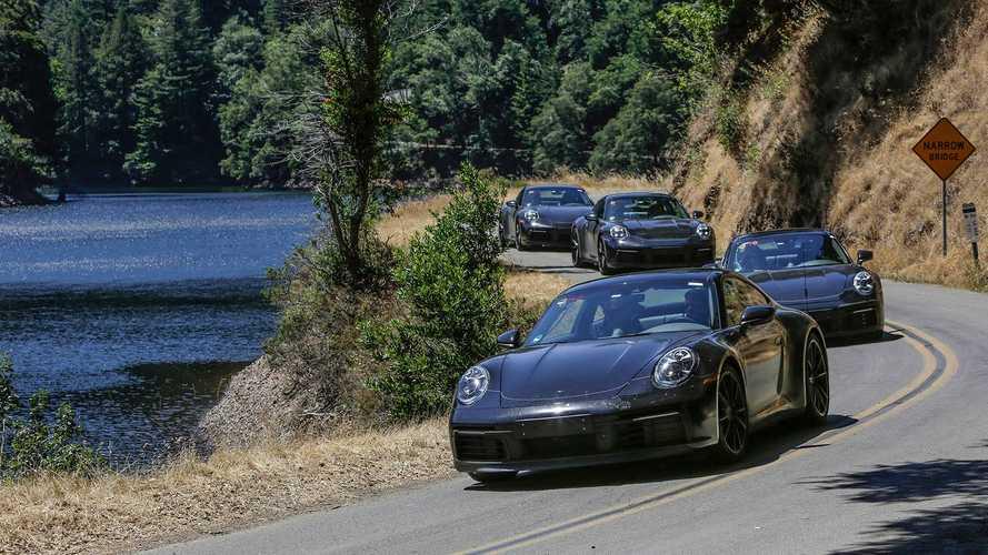 Prueba Porsche 911 Carrera S 2019 preserie: la historia continúa...