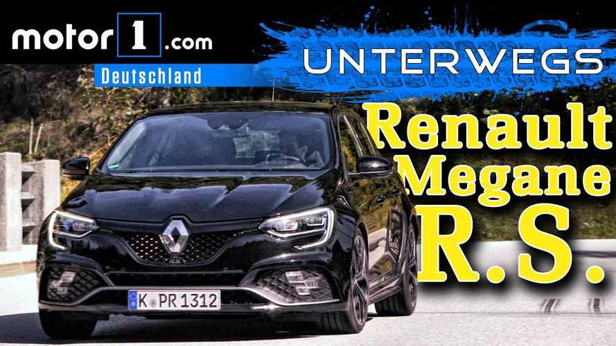 Wahnsinn! Oder doch nicht? Renault Mégane R.S. | UNTERWEGS mit Daniel Hohmeyer