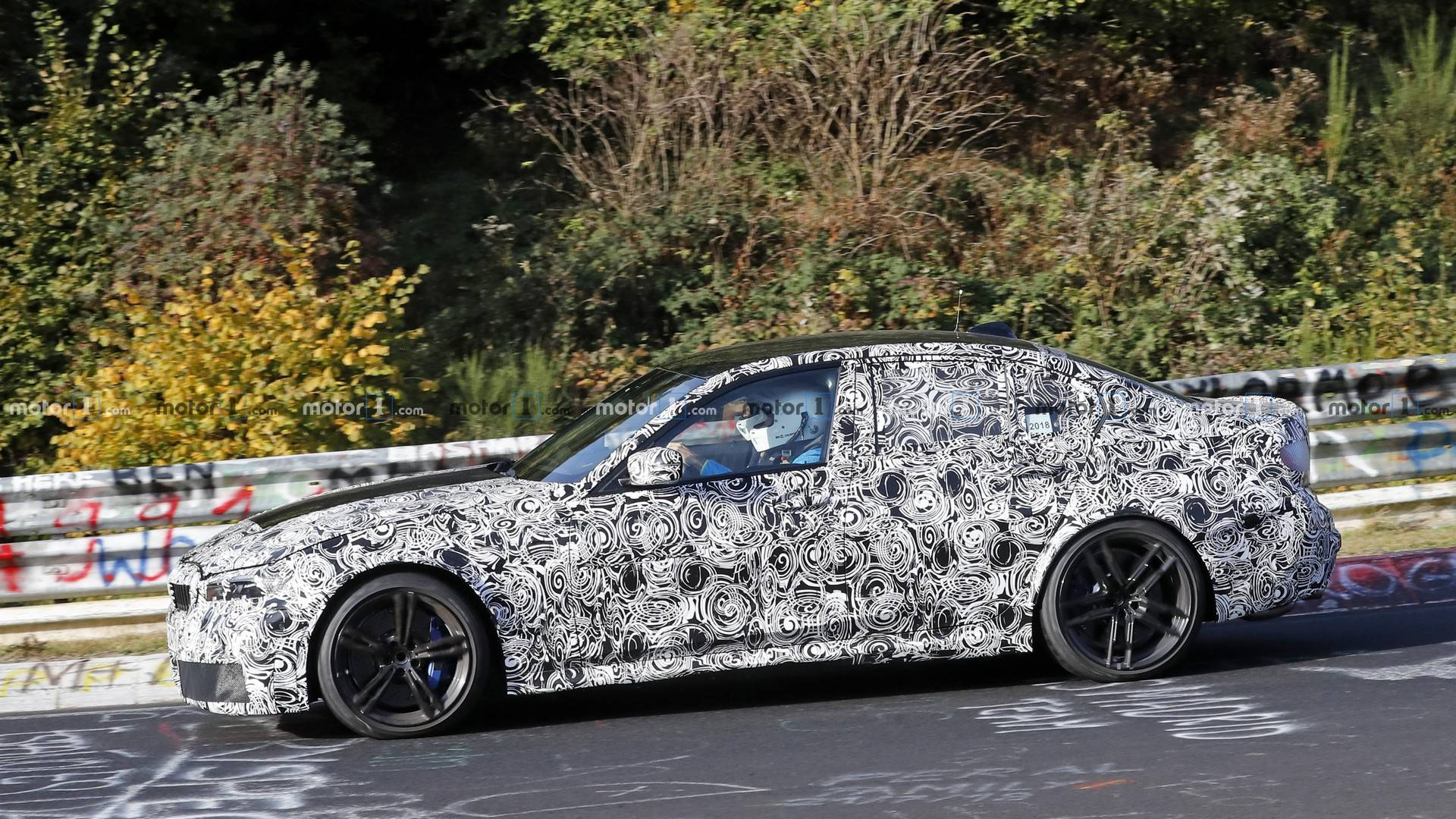 2020 - [BMW] M3/M4 2020-bmw-m3-spy-photo