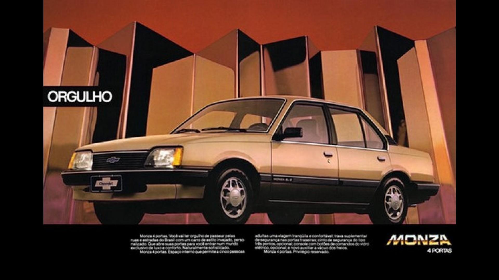 050a5caab18 Carros para sempre  Chevrolet Monza