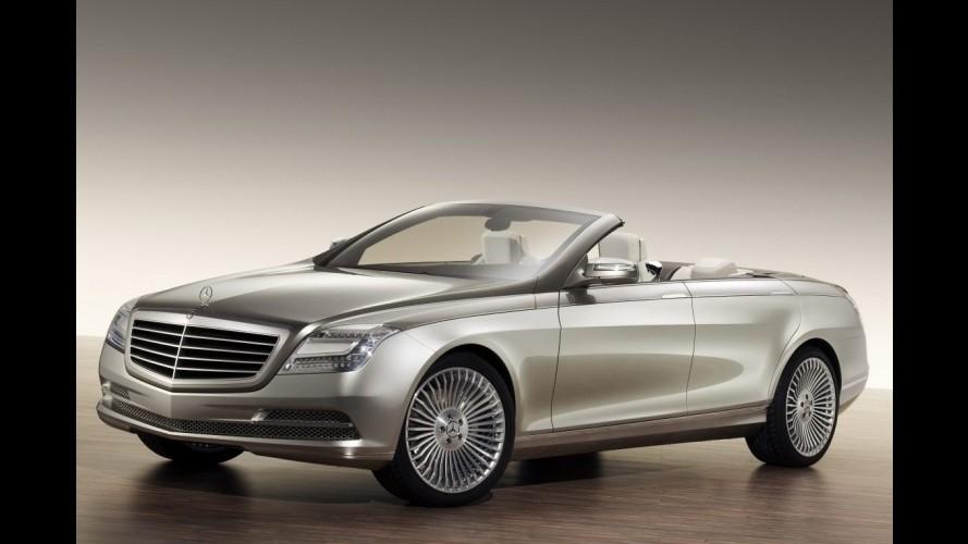 Próxima geração do Mercedes-Benz Classe S terá cinco opções de carroceria