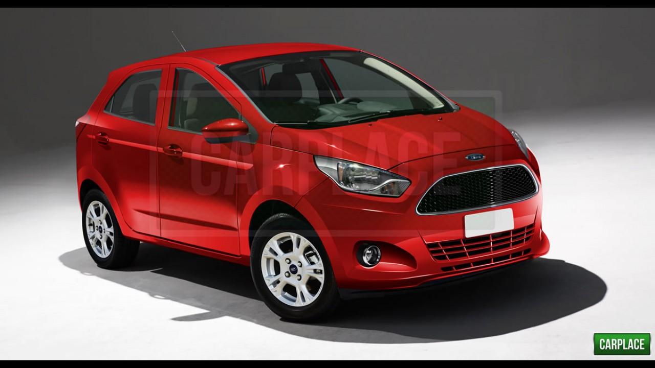 Ford comemora a produção de 2 milhões de motores EcoBoost
