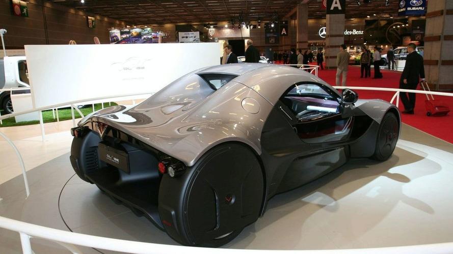 Venturi Volage Concept Presented In Paris Motor1 Photos