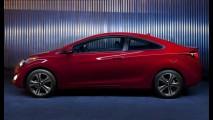 Hyundai Elantra Coupé é revelado oficialmente