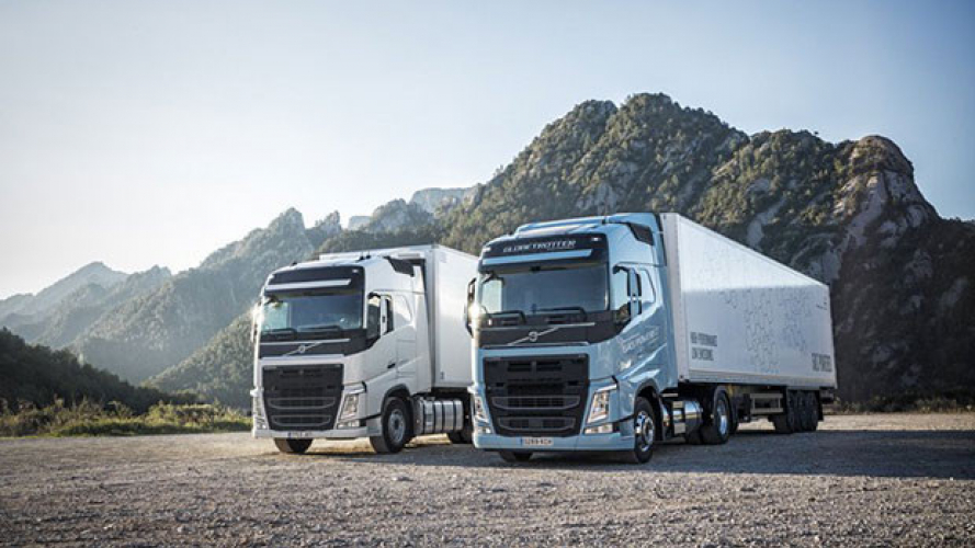 Volvo Trucks FH LNG vince il Sustainable Truck of the Year