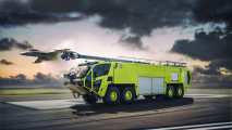 Scania e Oshkosch Striker