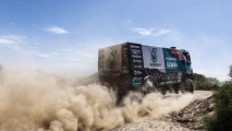 Dakar 2017, la seconda tappa