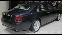 Rolls Royce informa que batizará seu modelo de