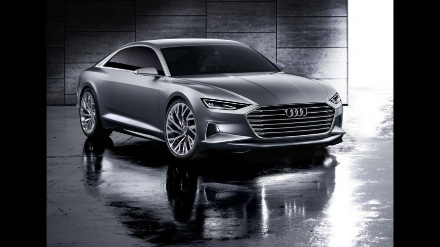 Audi anuncia desenvolvimento de 10 novos modelos até 2019
