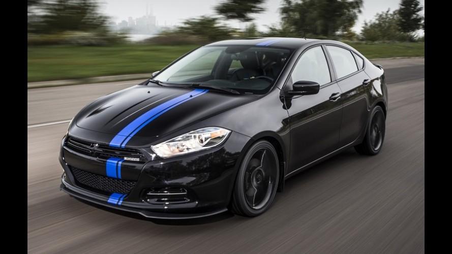 Cronograma Dodge: Dart esportivo, novo Journey, Viper e inédito hatch médio
