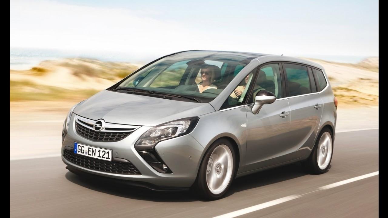 Opel decide fechar fábrica da Zafira na Alemanha
