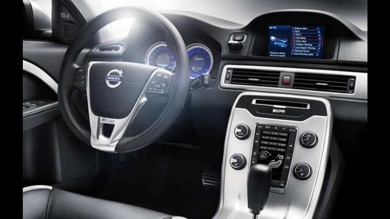 Volvo V70 e S80 ganham novas versões