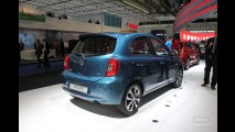 Salão de Frankfurt: Nissan March reestilizado evolui e será nacional em 2014