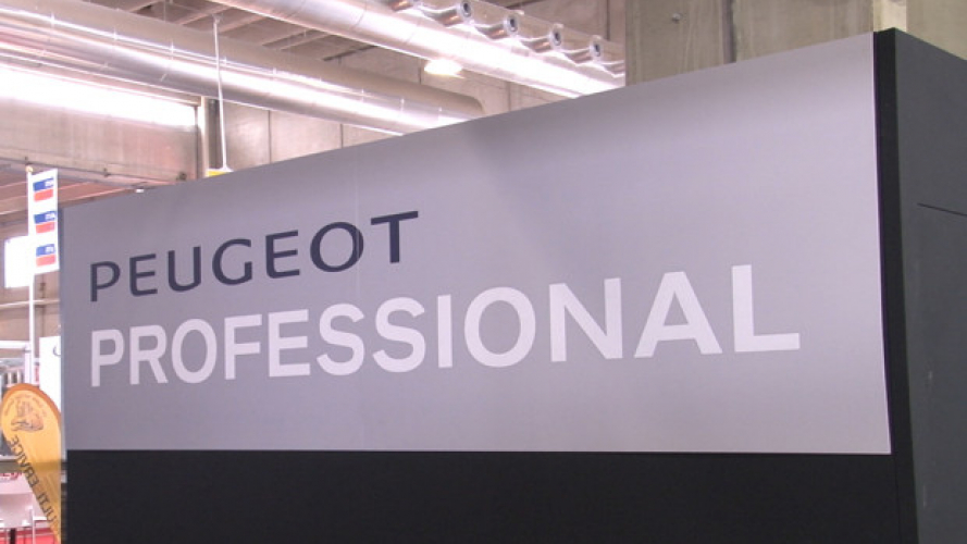 Transpotec 2015, il ritorno di Peugeot