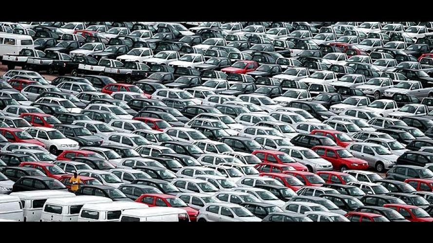 BRASIL, fevereiro: Vendas caem acima de 25% e Hyundai entra no top 5