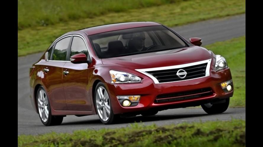 Nissan deve superar Honda e se tornar segunda japonesa nos EUA em 2016