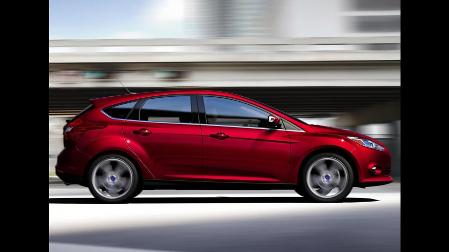 Novo Focus será a surpresa da Ford para o Salão do Automóvel