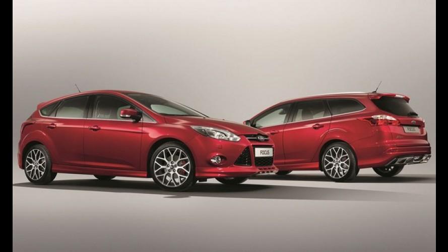 Ford Focus ganha série especial