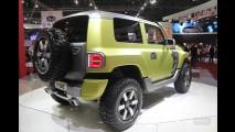 Salão do Automóvel: Troller TR-X é conceito totalmente brasileiro