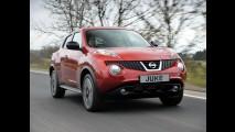 Nissan Juke reestilizado será apresentado na próxima semana