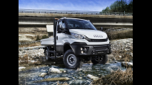 Transpotec 2015, Iveco Daily 4x4