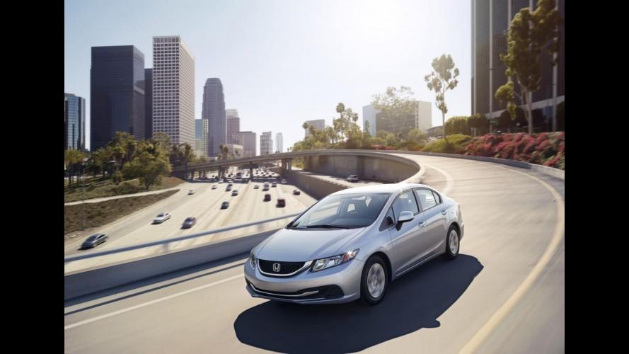 Honda Civic 2015 ganha apenas edição especial nos Estados Unidos