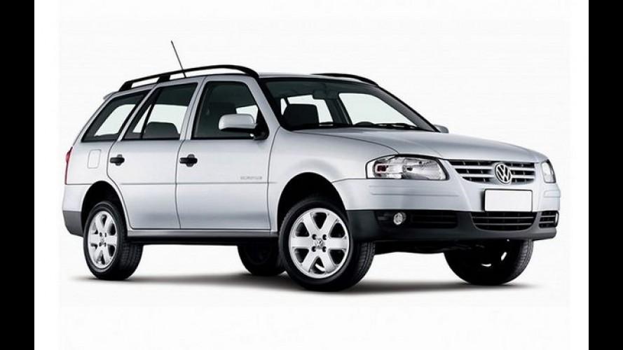 Até que enfim: VW Parati deixa de ser vendida na Argentina