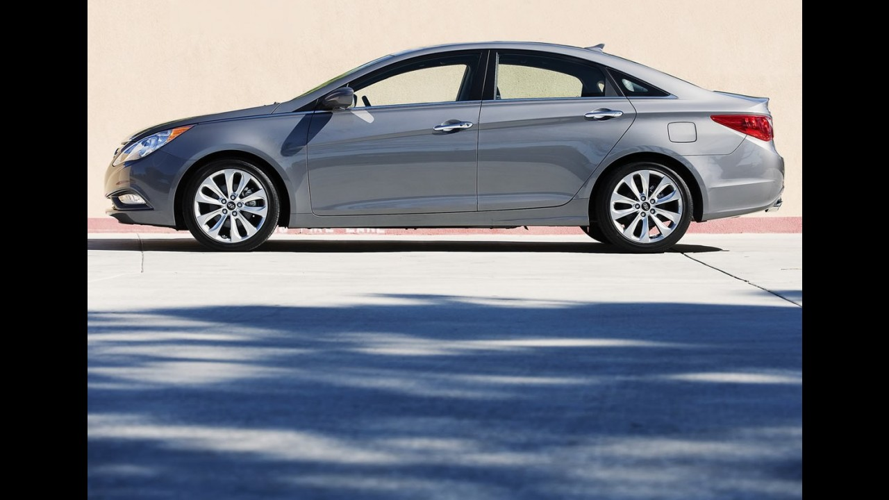 Hyundai Sonata 2011 no Brasil por R$ 90 mil?
