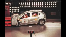 Latin NCAP divulga resultados dos testes em carros brasileiros