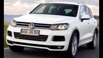 Volkswagen passa a oferecer Touareg R-Line