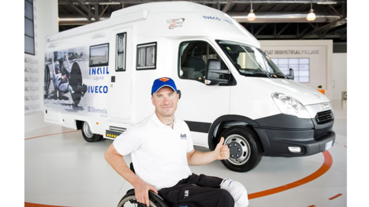 Iveco Daily, camper speciale