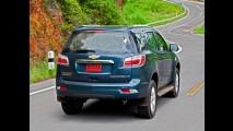 Chevrolet TrailBlazer terá motores 2.8 turbodiesel e 3.0 V6 a gasolina no Brasil